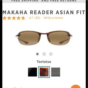 Brand New Maui Jim Makaha Reader 2.0 Sunglasses😎